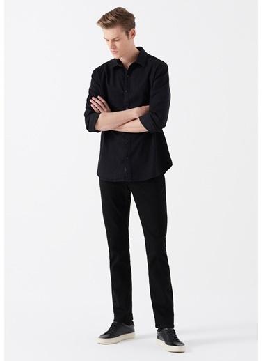 Mavi Erkek  Martin Black Coated Mavi Black Jean Pantolon 37826974 Siyah
